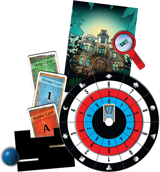 The-House-of-Riddles-Contents