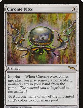 Chrome Mox {0}