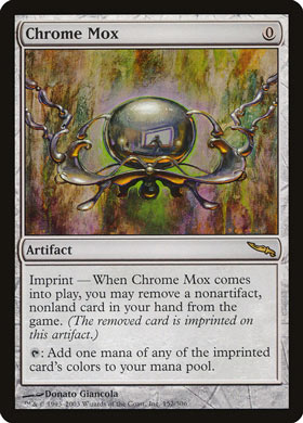 Chrome Mox {0}