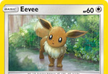 Eevee (Cosmic Eclipse CEC 167)