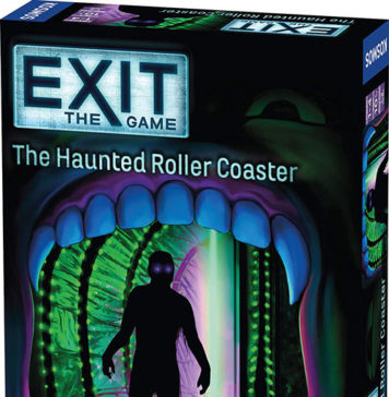 Exit: The Haunted Roller Coaster