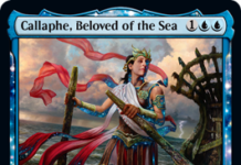 Callaphe, Beloved of the Sea