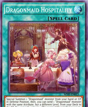 Dragonmaid Hospitality