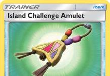 Island Challenge Amulet