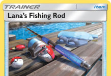 Lana's Fishing Rod