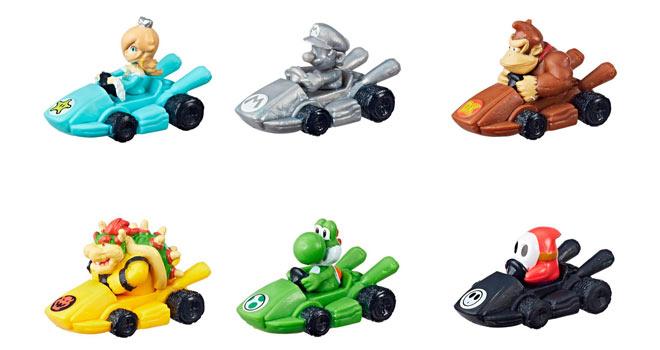 Mario Kart Blister Box Tokens