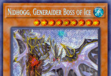 Nidhogg, Generaider Boss of Ice