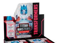 Transformers TCG Titan Masters Attack Booster Set
