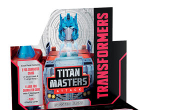 Transformers TCG Titan Masters Attack Booster Set