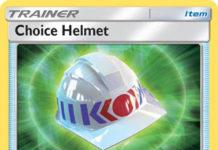 Choice Helmet (Lost Thunder LOT 169)