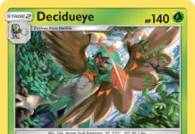 Decidueye (Cosmic Eclipse CEC 20)