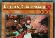 Kitchen Dragonmaid