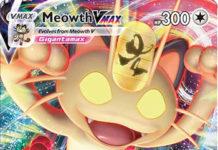 Meowth VMax