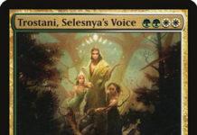 Trostani, Selesnya's Voice