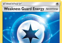 Weakness Guard Energy (Unified Minds UNM 213)