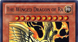 Winged Dragon of Ra