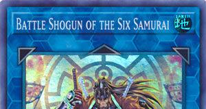 Battle Shogun of the Six Samurai