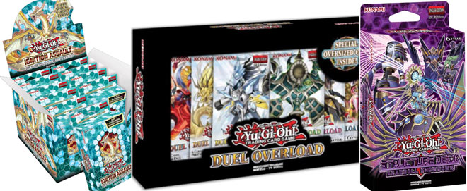 Feb-March-Yugioh-Products
