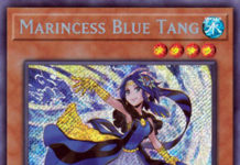 Marincess Blue Tang