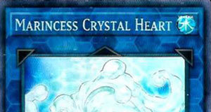 Marincess Crystal Heart
