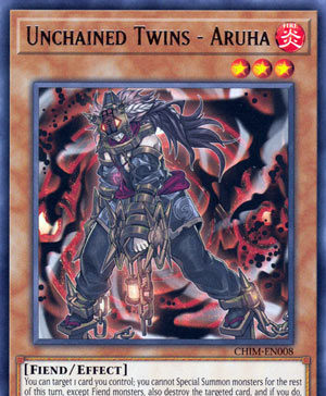 Unchained Twins - Aruha
