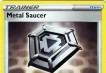 Metal Saucer