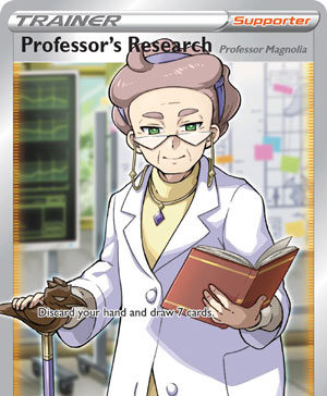Professor's Research
