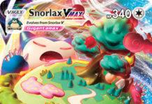 Snorlax VMAX