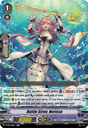 Battle Siren, Nerissa