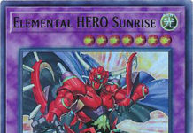 Elemental HERO Sunrise