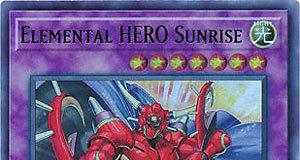 Elemental HERO Sunrise