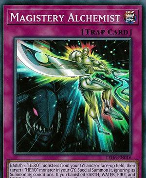 Magistry Alchemist