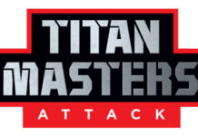 Titan Masters Attack