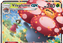 Vileplume-GX (Cosmic Eclipse CEC 4)