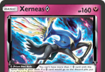 Xerneas Prism Star (Lost Thunder LOT 144)