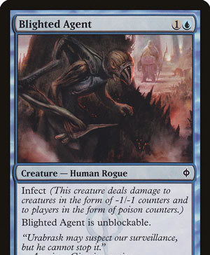 Blighted Agent
