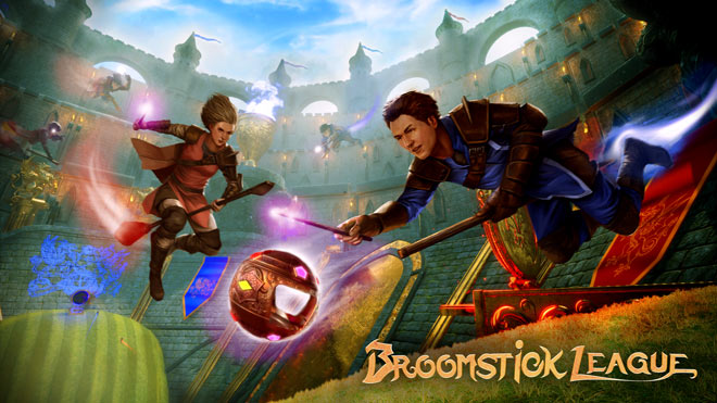 Broomstick League in