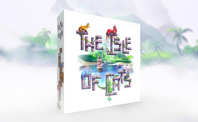 isle of cats box
