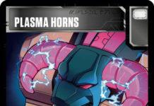 Plasma Horns