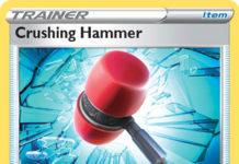 Crushing Hammer