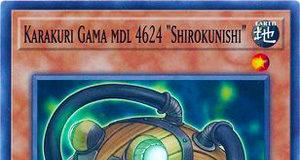 """Karakuri Gama mdl 4624 """"Shirokunishi"""""""