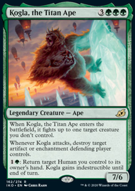 Ikoria: Lair of Behemoths (IKO)