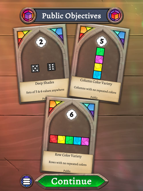 Objectives-Sagrada