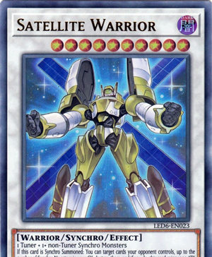 Satellite Warrior