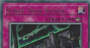 Scrap-Iron Signal