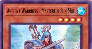 Ancient Warriors - Masterful Sun Mou