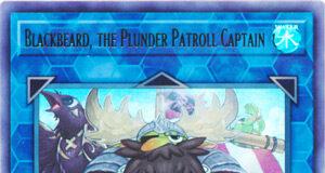 Blackbeard, the Plunder Patroll Captain