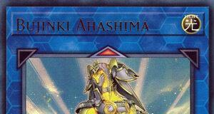 Bujinki Ahashima