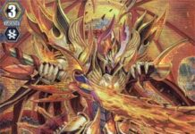 "Dragonic Overlord ""The X"" - #G-BT01/006"