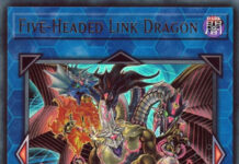 Five-Headed Link Dragon
